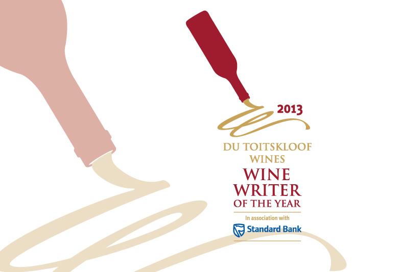Du Toitskloof Wines Wine Writer of the Year logo design